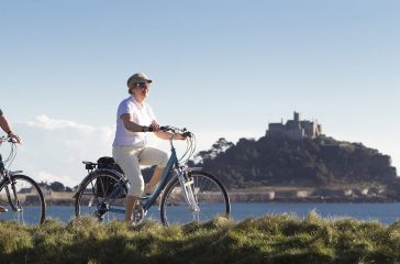 Top 10 attractions to visit in Cornwall by bicycle