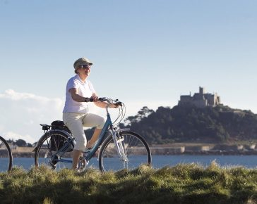 Cornish Cycle Tours Assisted Cycling