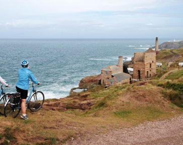 Cycling tour in Cornwall