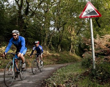 Cyclist Sports Tour