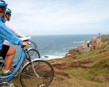 Leisure Cycle Tours around cornwall