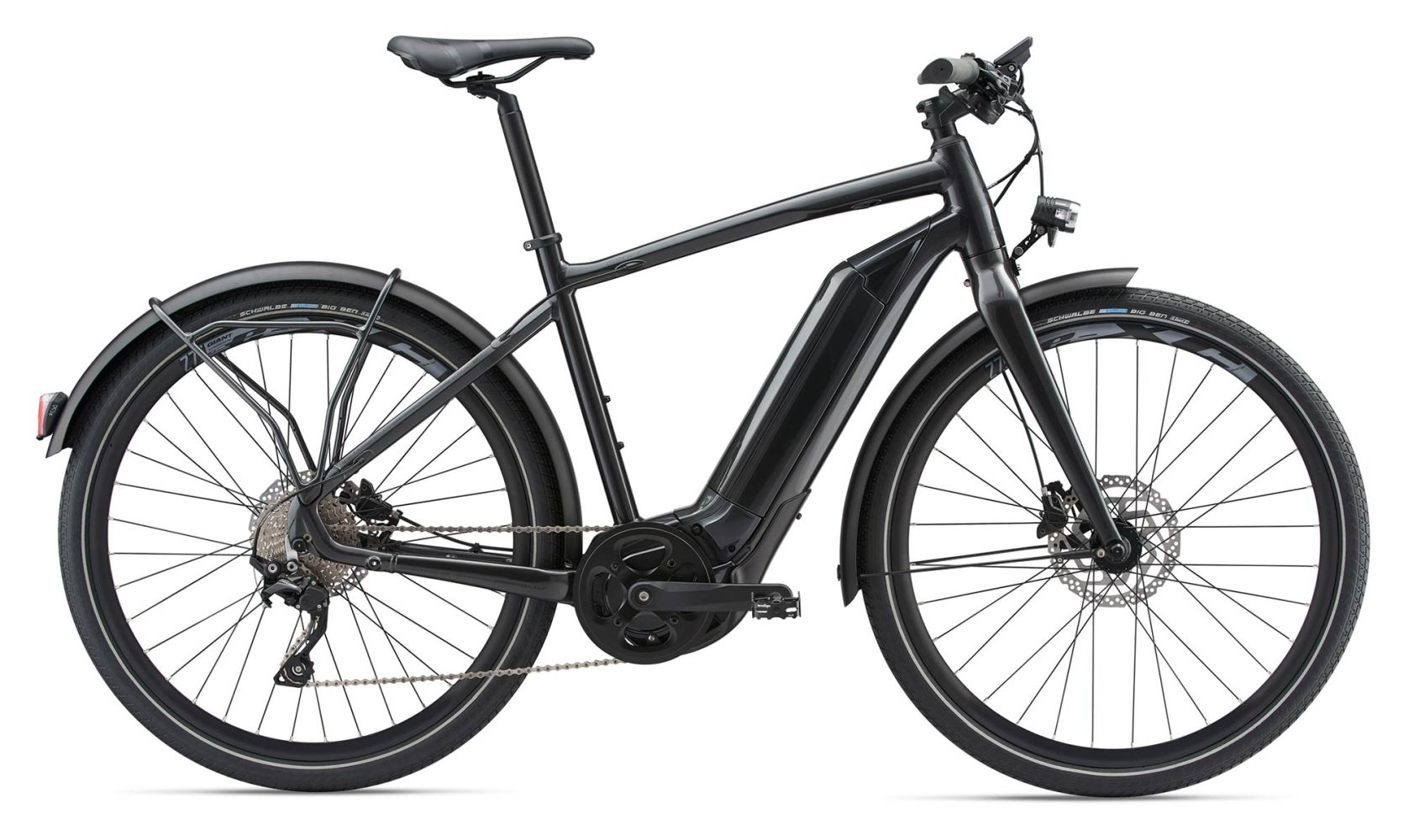 Giant Quick E+ Electric Bike