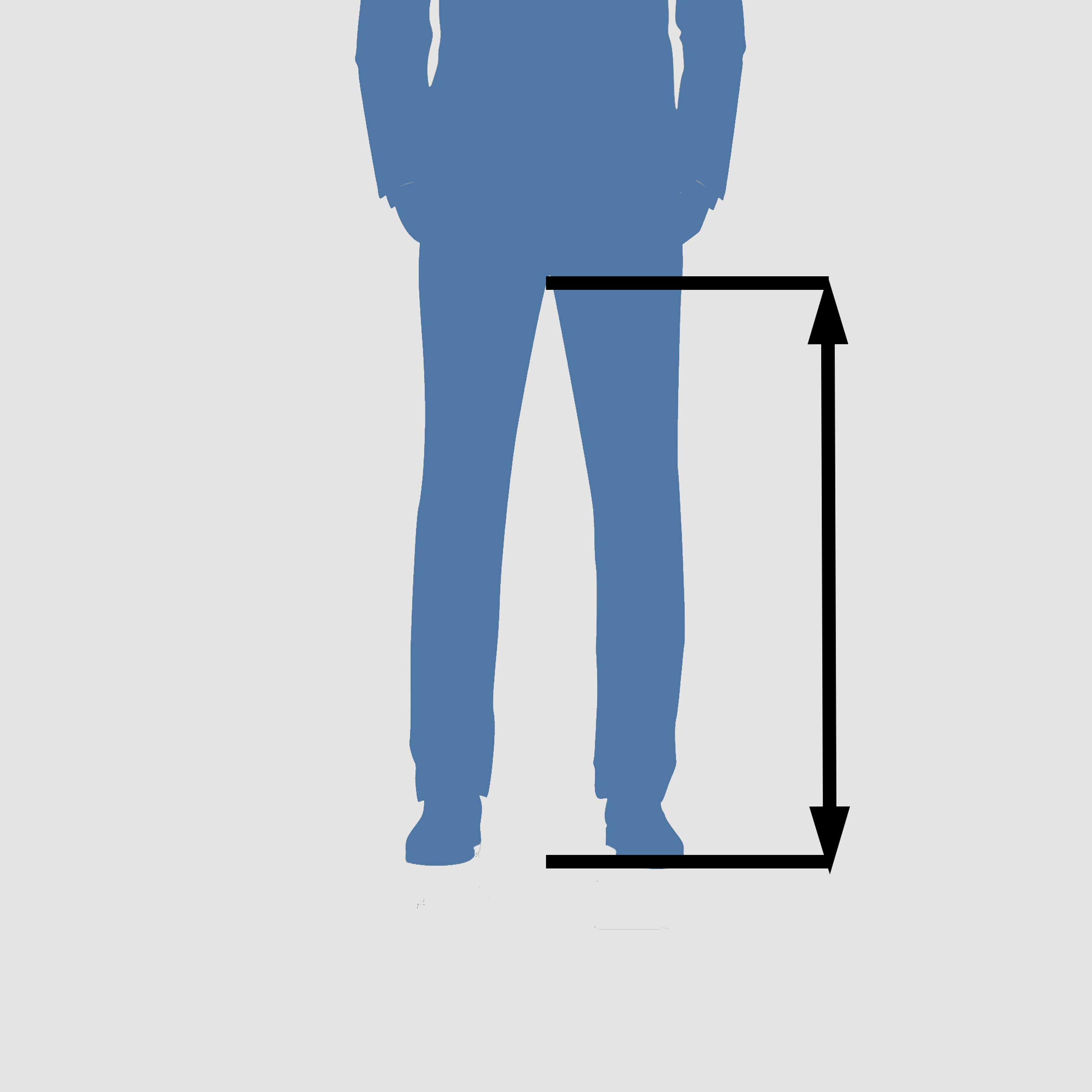 measure your leg height